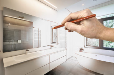 Comment changer l'aspect de votre salle de bain plus facilement