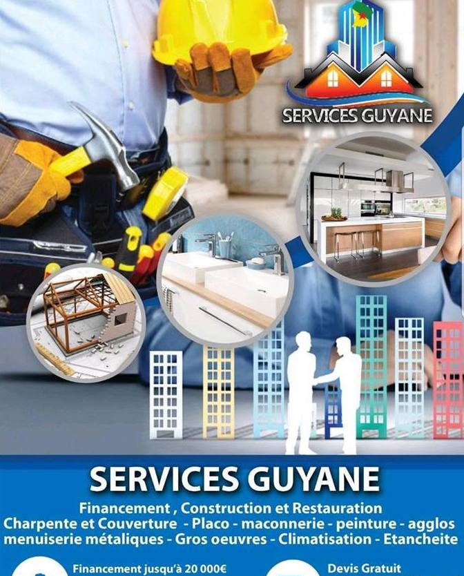 Services Guyane